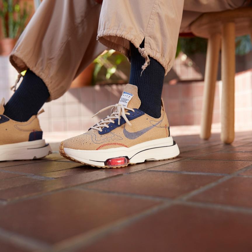Experto Confidencial vestíbulo  Nike presenta sus nuevas zapatillas de cáñamo – COICANNA